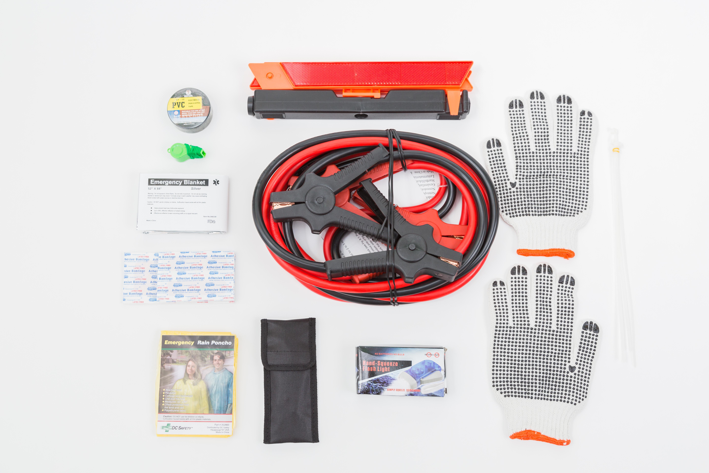 Volkswagen Cc Vw Roadside Assistance Kit Black